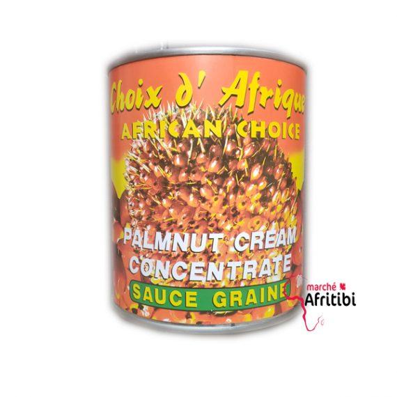 Sauce graine #afritibi