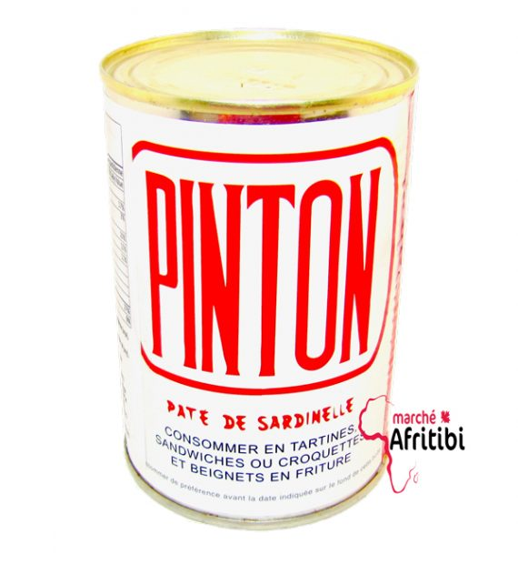 Pinton (Pate de Sardinelle)