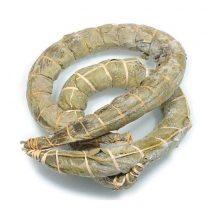 Bobolo ou bâtons de manioc: le petit chikwangue