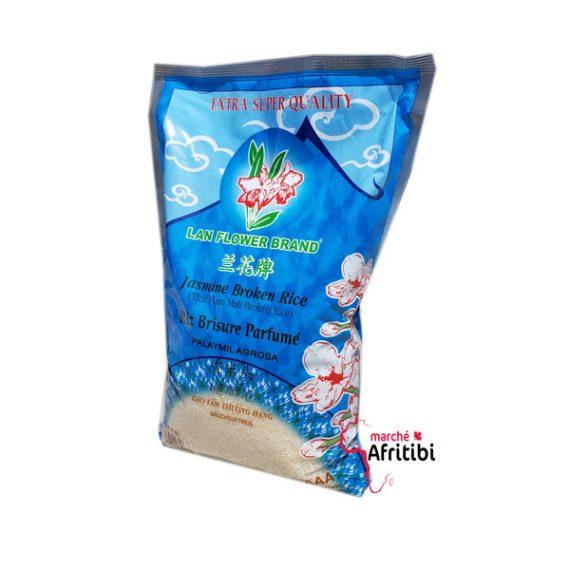 Brisures de riz au jasmin #Afritibi