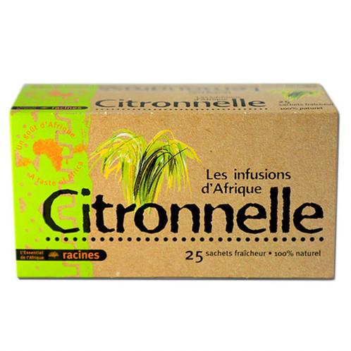 Infusion de Citronnelle #Afritibi