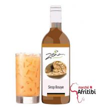 Sirop de baobab ou de bouye : la boisson énergisante bio!