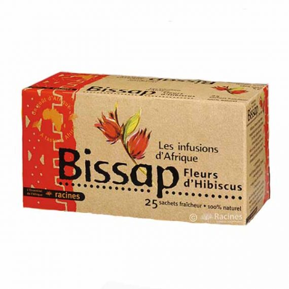 Infussion au Bissap #Afritibi