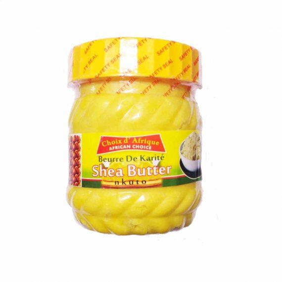 beurre de Karité #Afritibi