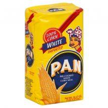Farine de maïs jaune précuite sans gluten-  P.A.N