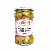 Oualili - Olives Mixtes (Conserves)