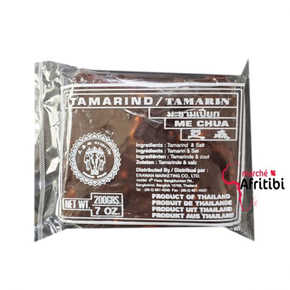Pâte de tamarin #Afritibi