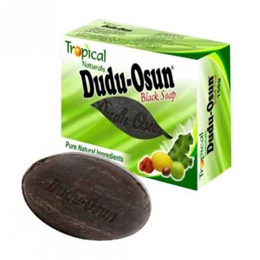 Savon noir Dudu Osun #Afritibi