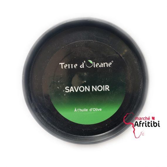 Savon noir Terre d'Oléane-olive #afritibi