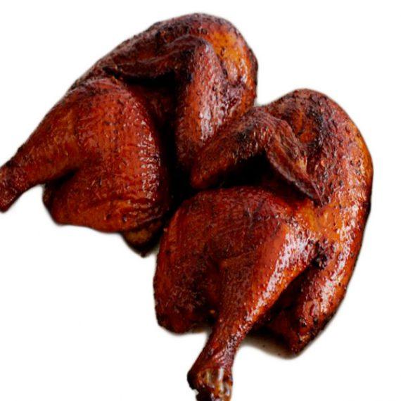 Mature Smoked Chicken